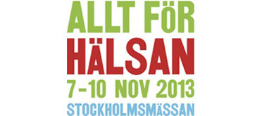 ISO Italia at Allt for Halsan trade fair in Stockholm