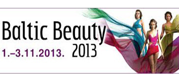 ISO Italia at Baltic Beauty fair in Riga