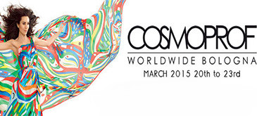 ISO Italia at Cosmoprof Worldwide fair in Bologna