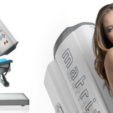 Solarium Viso Matrix F4 ER - I.SO Italia